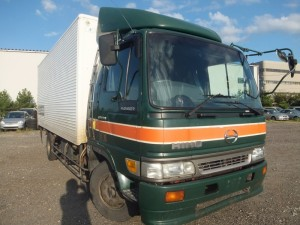 HINO Ranger Box body used car