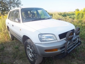 TOYOTA RAV4 used car