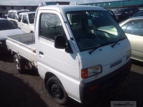 SUZUKI Carry Truck 1996