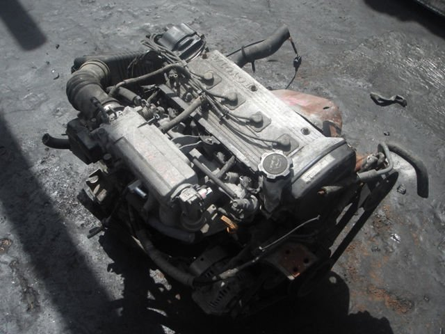 Used_4E_Engine_for_Toyota_Car