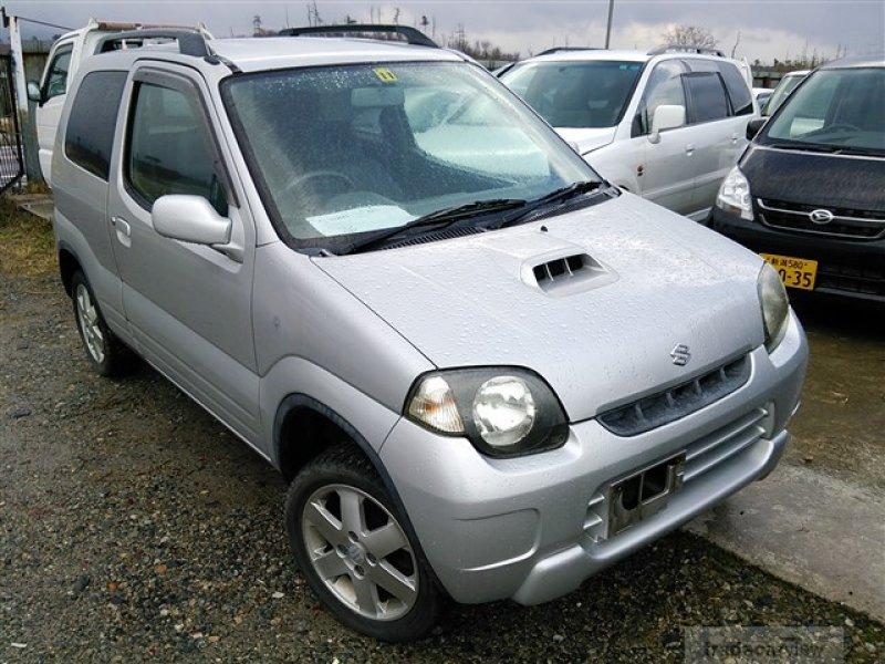 Suzuki K E I 1999 Japanese Used Car Exporter Element Trading