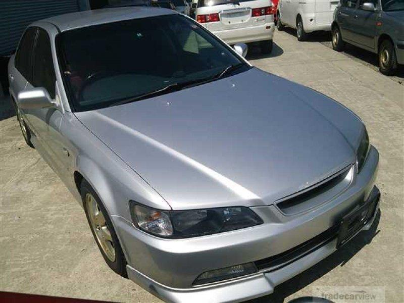 Honda Accord 1998 Japanese Used Car Exporter Element Trading