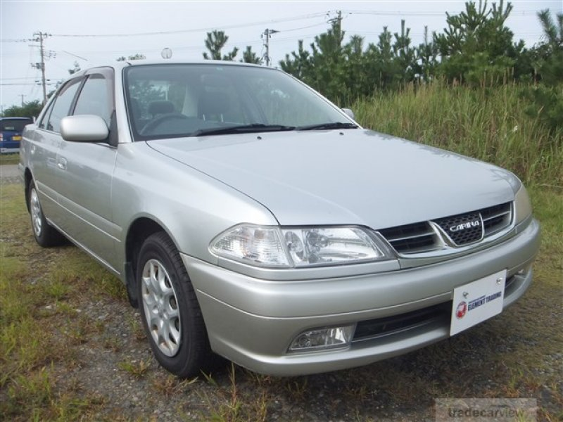 Toyota carina 2000 japanese used car exporter element trading toyota carina 2000 publicscrutiny Image collections