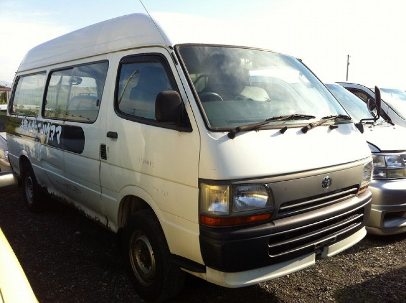 Brilliant Used Toyota Hiace Van 2006 Best Price For Sale And Export In United