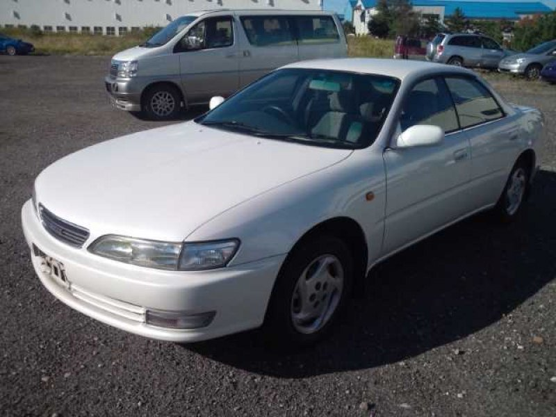 Toyota Carina Ed 1996 Japanese Used Car Exporter Element Trading