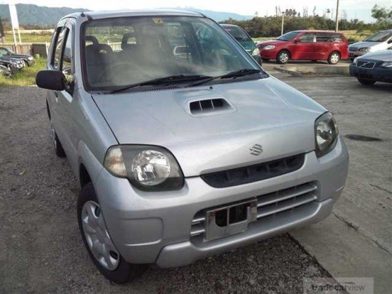 Suzuki K E I 2000 Japanese Used Car Exporter Element Trading